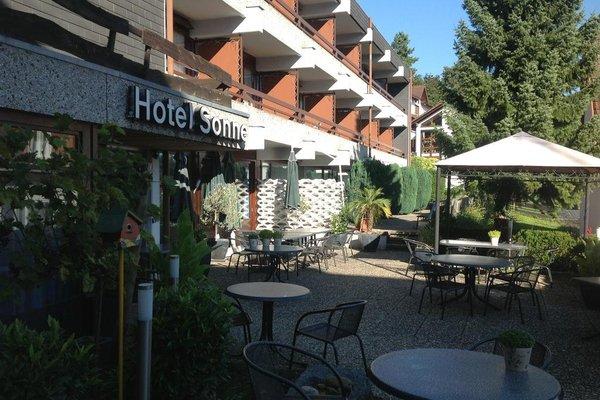 Hotel-Restaurant Sonne - фото 19