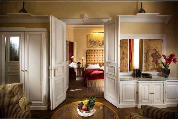 Hotel Bristol Salzburg - фото 36
