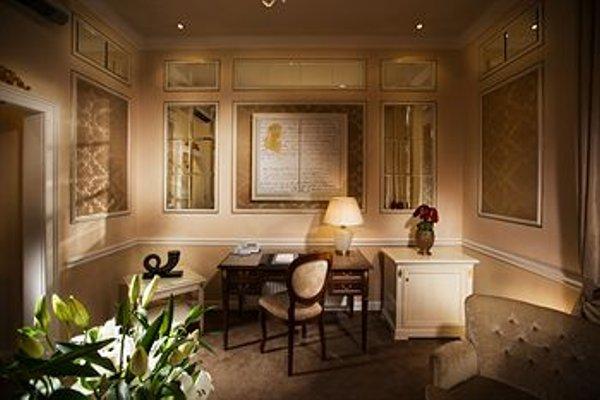Hotel Bristol Salzburg - фото 11