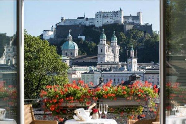 Hotel Bristol Salzburg - фото 23