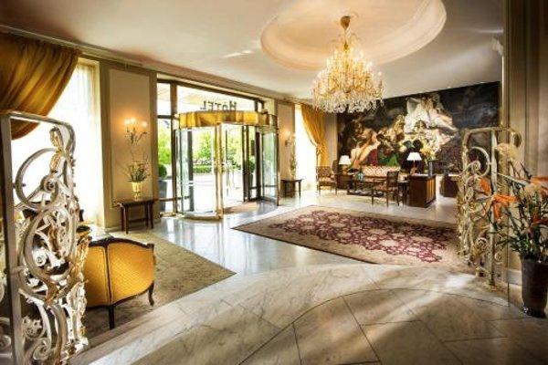 Hotel Bristol Salzburg - фото 6