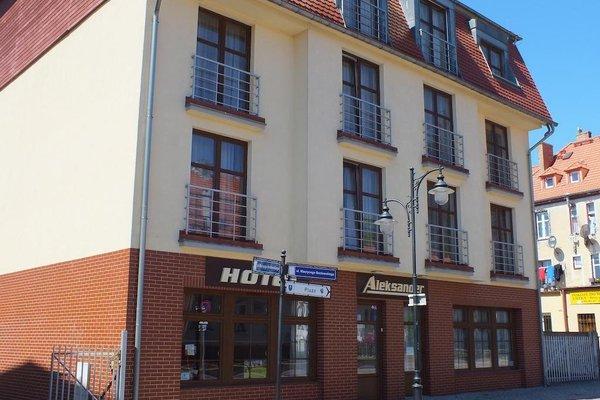 Hotel Aleksander - фото 21