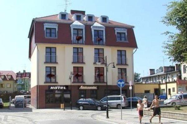 Hotel Aleksander - фото 23