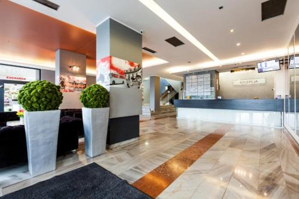 Hotel Tychy Prime - фото 15