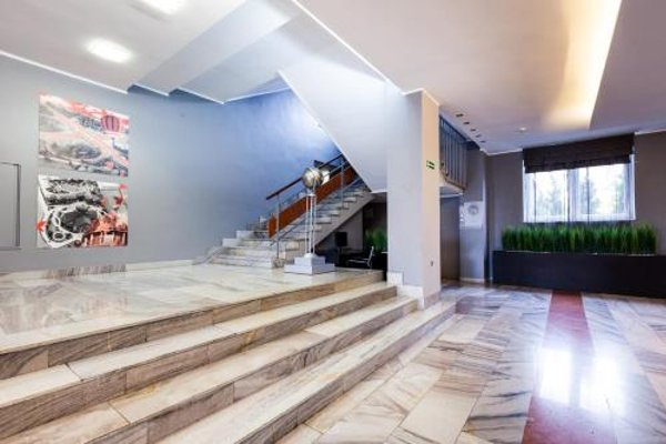 Hotel Tychy Prime - фото 16