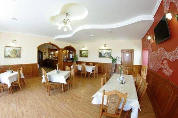 Hotel Zajazd Polonez - 16