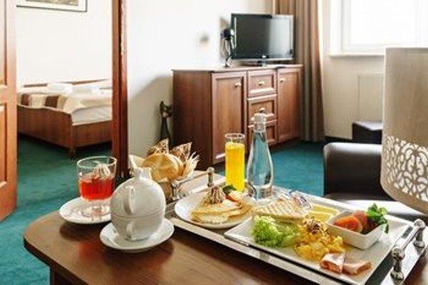 Hotel Mazowiecki - фото 12