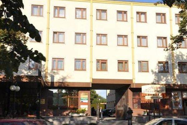 Hotel Mazowiecki - фото 22