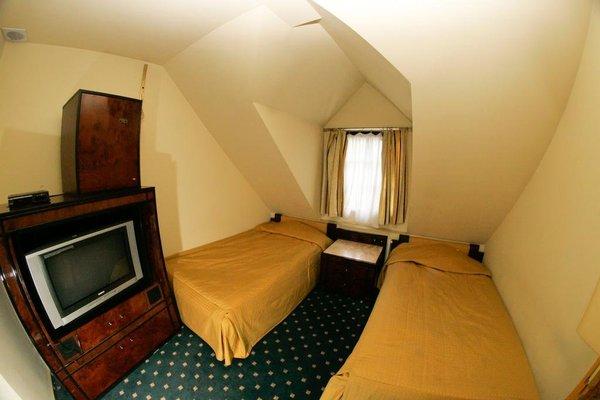 Hotel Podzamcze - фото 14