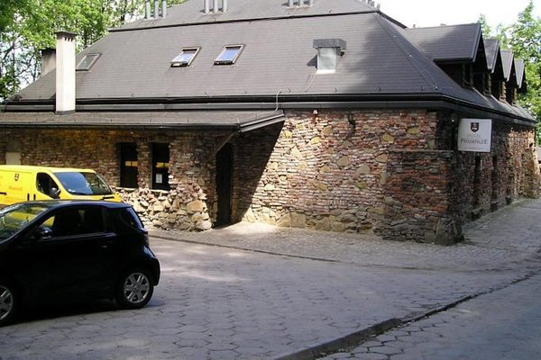 Hotel Podzamcze - фото 21