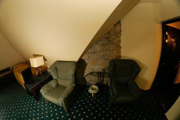 Hotel Podzamcze - фото 8