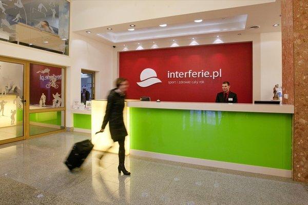 Interferie Sport Hotel Bornit - фото 17