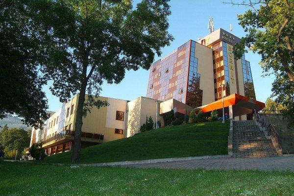 Interferie Sport Hotel Bornit - фото 23