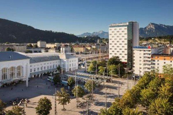 Austria Trend Hotel Europa Salzburg - фото 21