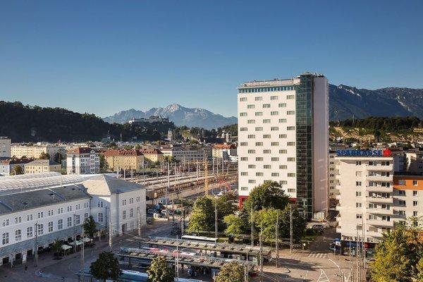 Austria Trend Hotel Europa Salzburg - фото 22