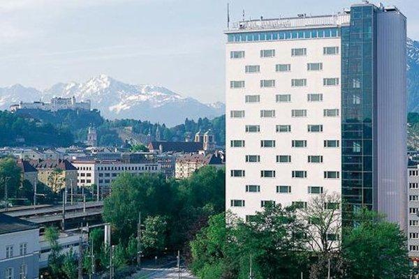 Austria Trend Hotel Europa Salzburg - фото 23