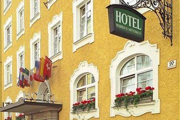 Hotel Markus Sittikus - 23