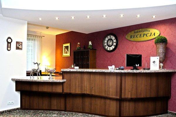 Hotel Amaryllis - фото 16