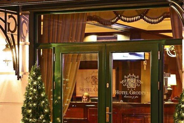 Hotel Grodzki Business & Spa - фото 22