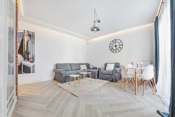 Apartamenty Sun&Snow Sopocka Rezydencja - фото 18