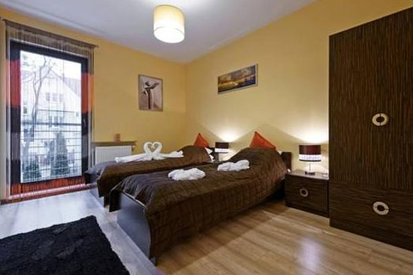 Apartamenty Sun&Snow Sopocka Rezydencja - фото 22