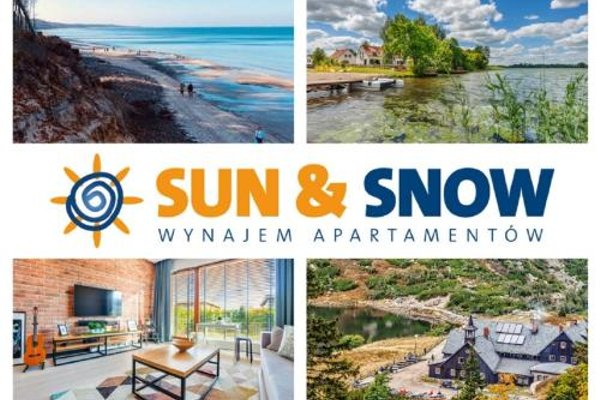 Apartamenty Sun&Snow Sopocka Rezydencja - фото 23