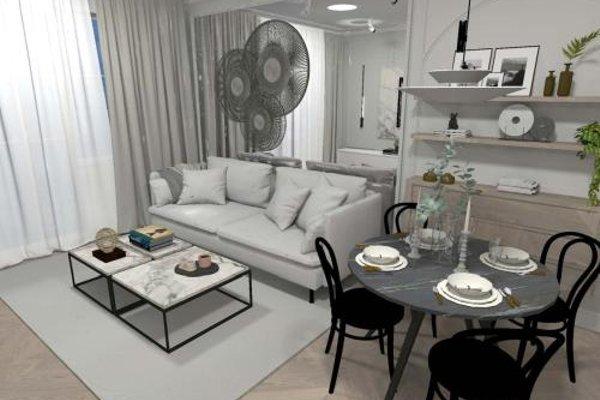 Apartament Lux Sopot Monte Cassino - фото 22