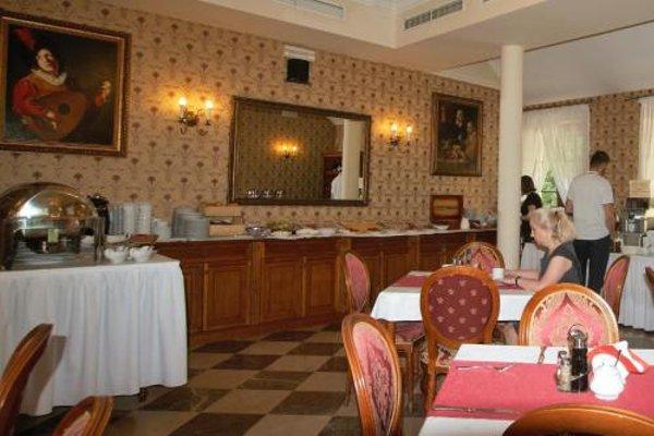 Hotel Sarmata Zespol Dworski - 11