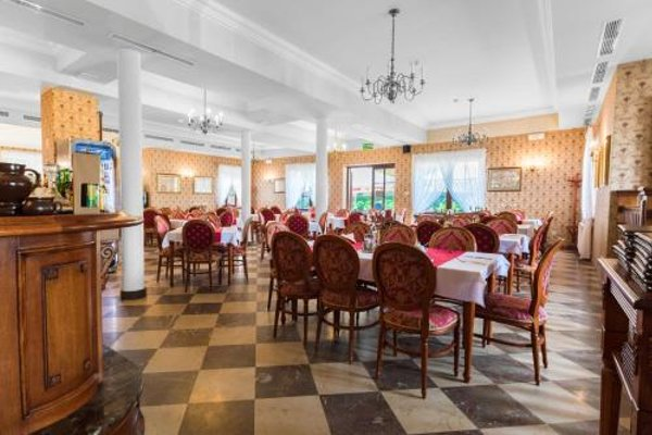 Hotel Sarmata Zespol Dworski - 12