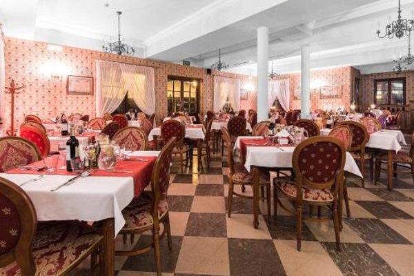 Hotel Sarmata Zespol Dworski - 13