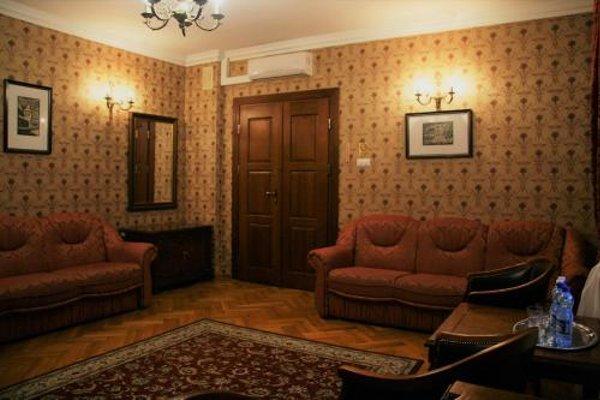 Hotel Sarmata Zespol Dworski - 4