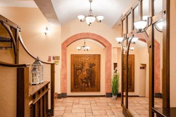 Hotel Hubertus Rzeszow - фото 15