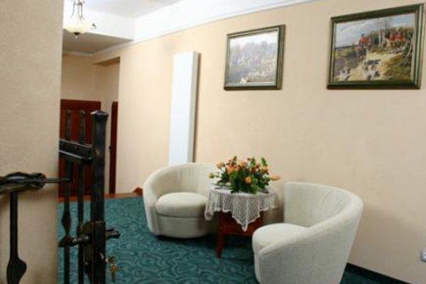 Hotel Hubertus Rzeszow - фото 8