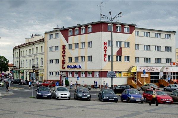 Hotel Polonia - фото 21