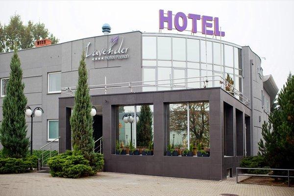 Lavender Hotel Poznan - фото 50