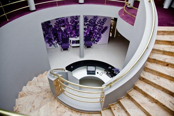 Lavender Hotel Poznan - фото 17
