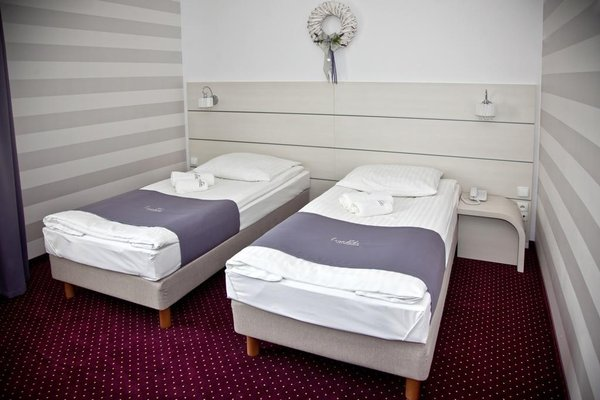 Lavender Hotel Poznan - фото 3