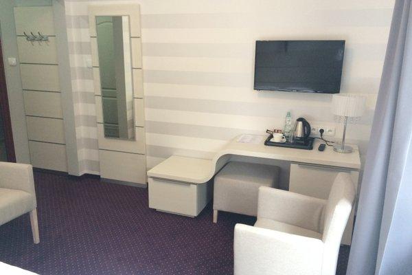 Lavender Hotel Poznan - фото 7