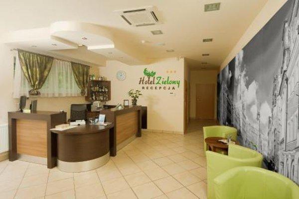 Hotel Zielony - фото 15
