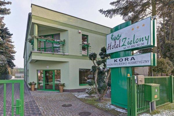 Hotel Zielony - фото 18