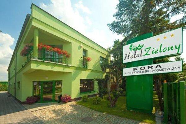 Hotel Zielony - фото 22