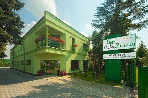 Hotel Zielony - фото 23