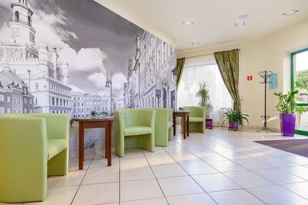 Hotel Zielony - фото 7