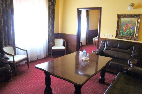 Hotel Dobosz - фото 17