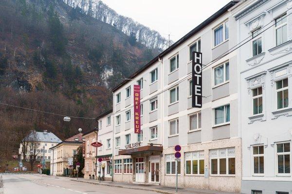 Hotel Drei Kreuz - фото 22