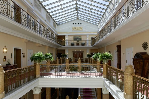 Hotel Sacher Salzburg - фото 14