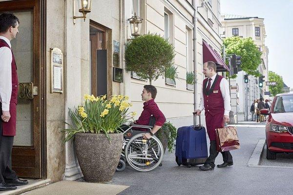 Hotel Sacher Salzburg - фото 18