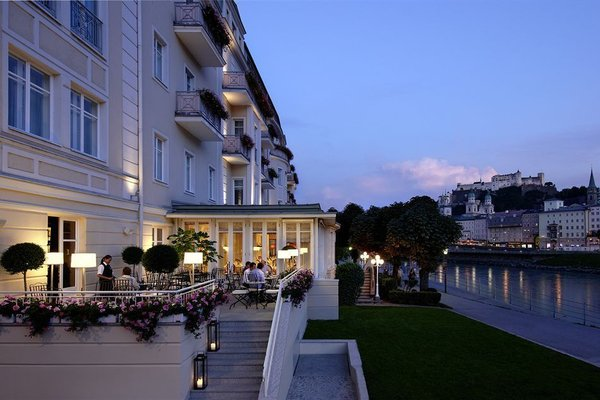 Hotel Sacher Salzburg - фото 23