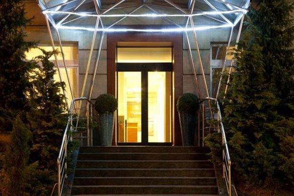 Hotel Warminski - фото 22