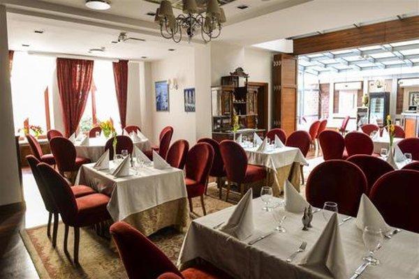 BEST WESTERN PLUS Hotel Dyplomat - фото 13